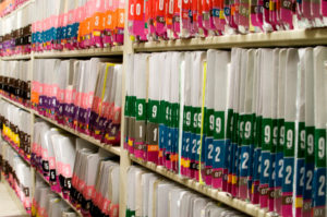 Centralize medical  records  - request copies from your doctor.