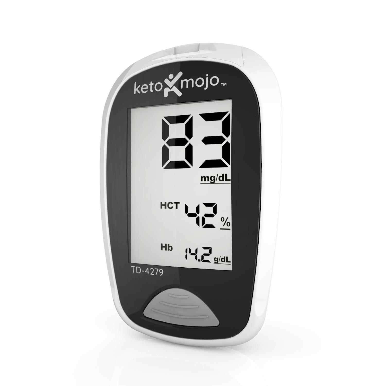 Keto-Mojo Glucose and Ketone Meter
