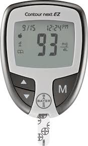 Blood sugar testing - purchase a glucometer