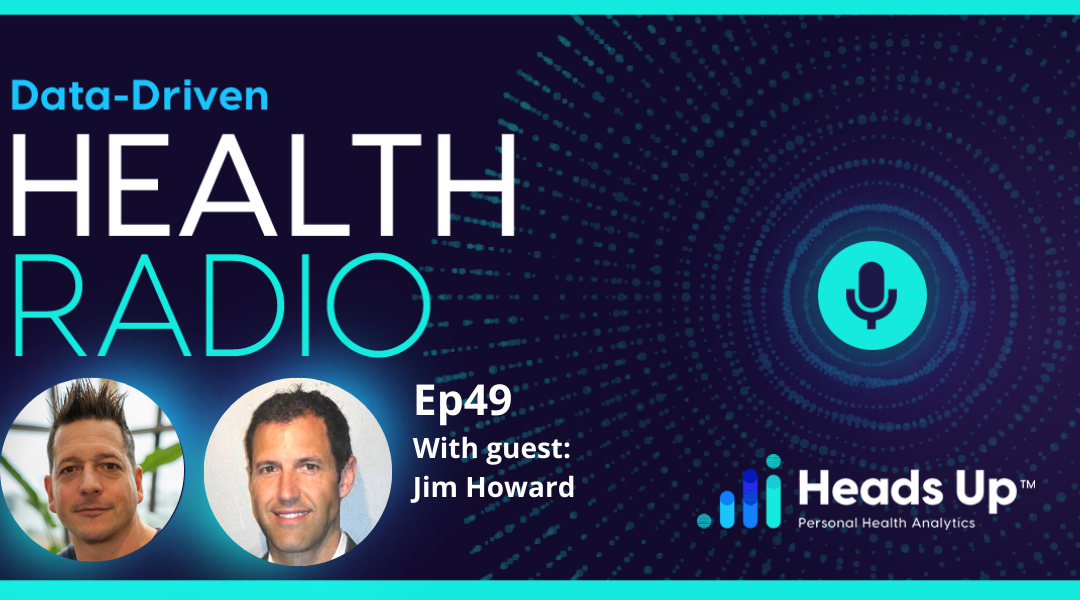 Ep 49 – Jim Howard – Biosense releases breakthrough ketone testing technology