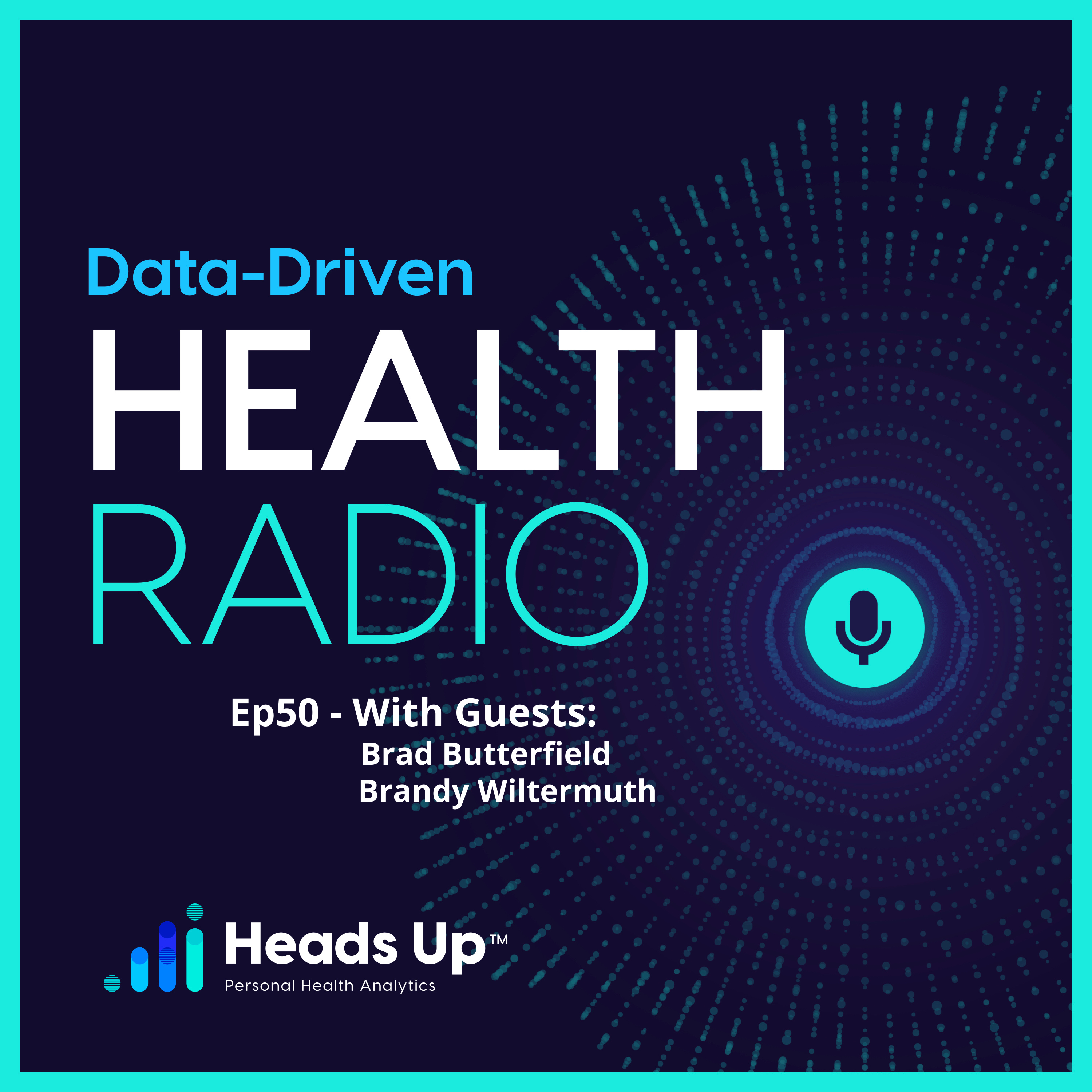 Data-driven Health Radio
