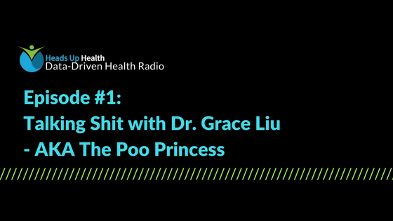 Episode 1 – Talkin' Shit with Dr. Grace Liu (aka The Poo Princess)
