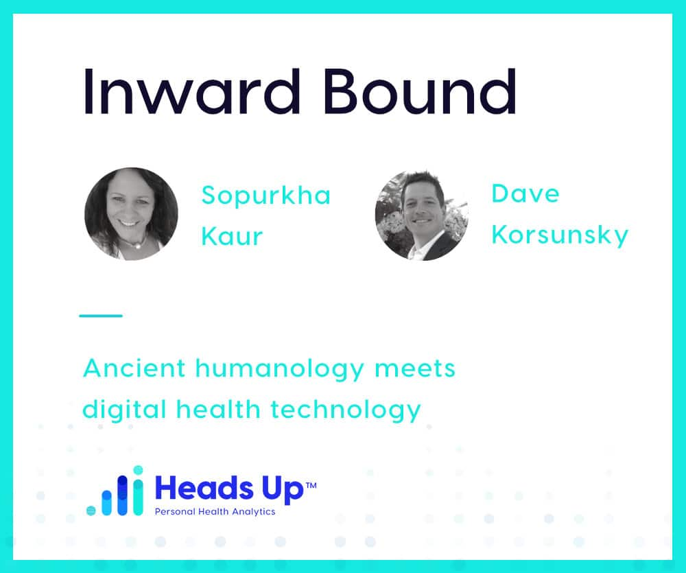 Inward Bound – Facebook Live with Dave Korsunsky and Sopurkha Kaur – How to Wake Up