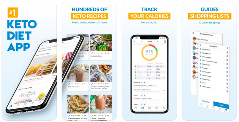 Total Keto Diet App