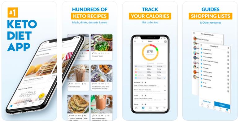 keto diet app delete food