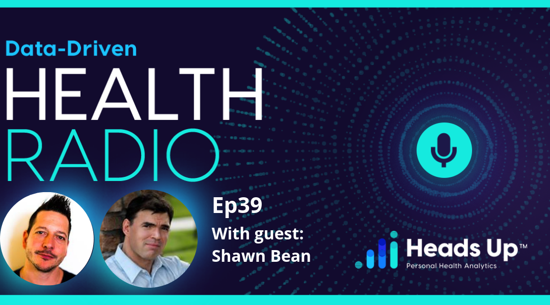 Heads Up - Shawn Bean - Putting the puzzle pieces together in chronic illness