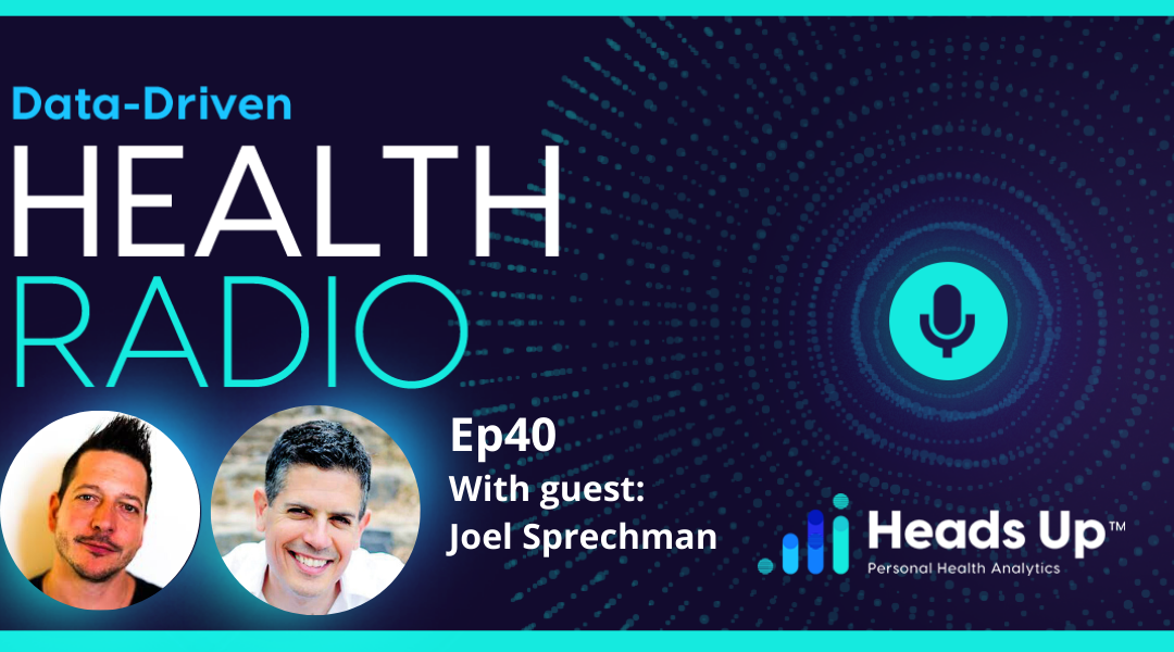 Taking Charge of Your Health with Joel Sprechman –  Crohn's, Colitis and IBD