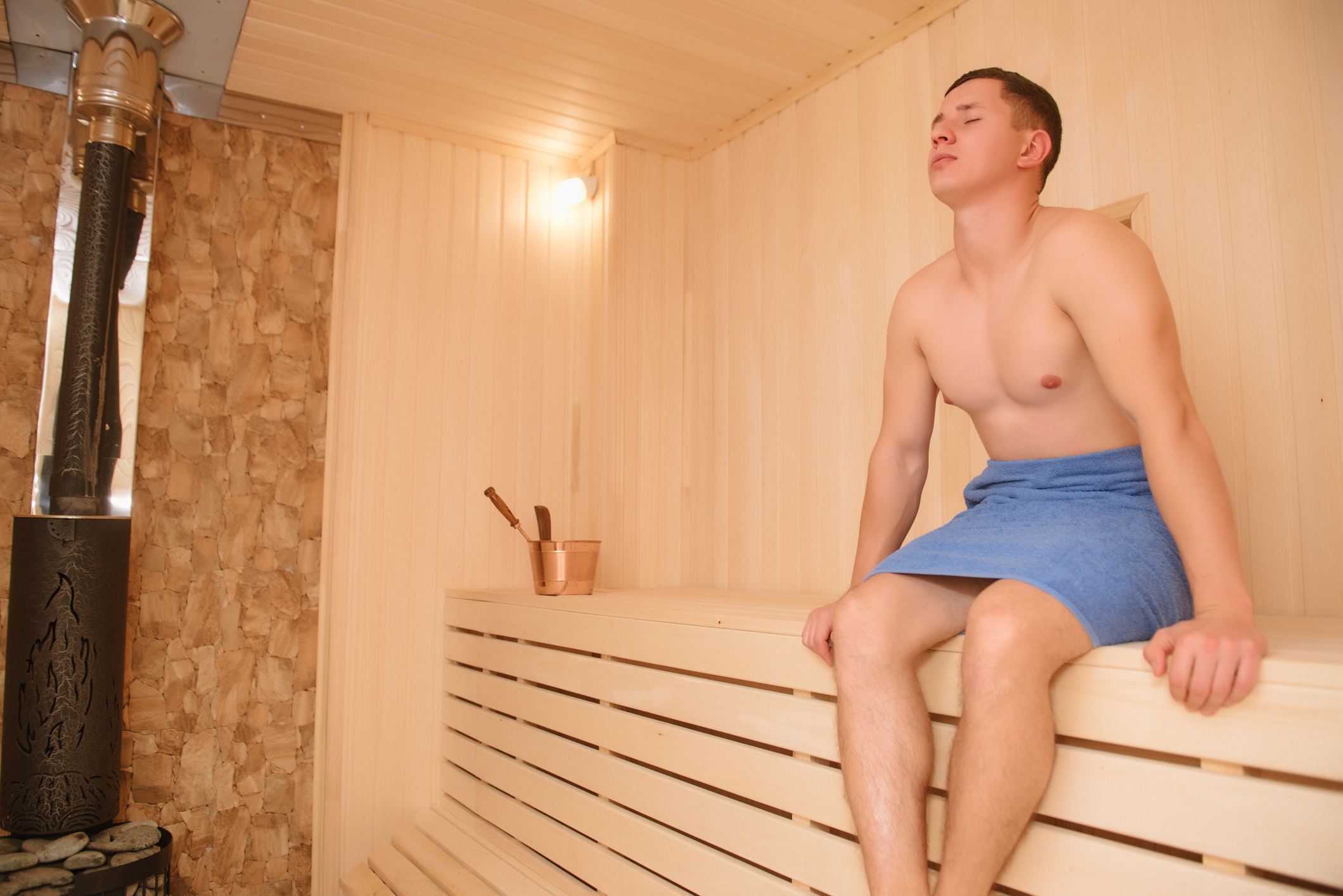 clinical health benefits of saunas | Heads Up