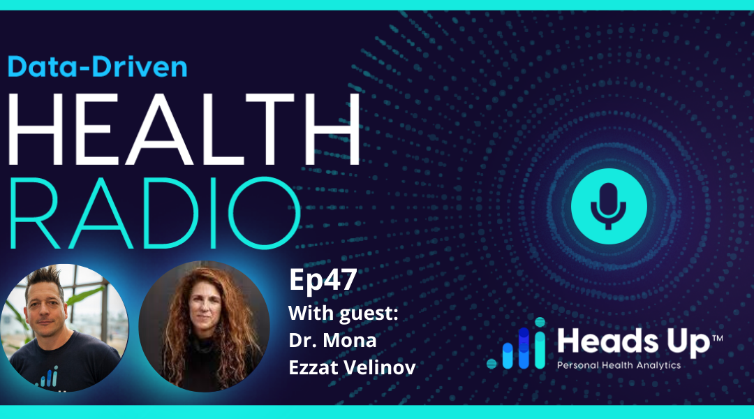 Functional Medicine for Corporate Wellness with Dr. Mona Ezzat Velinov