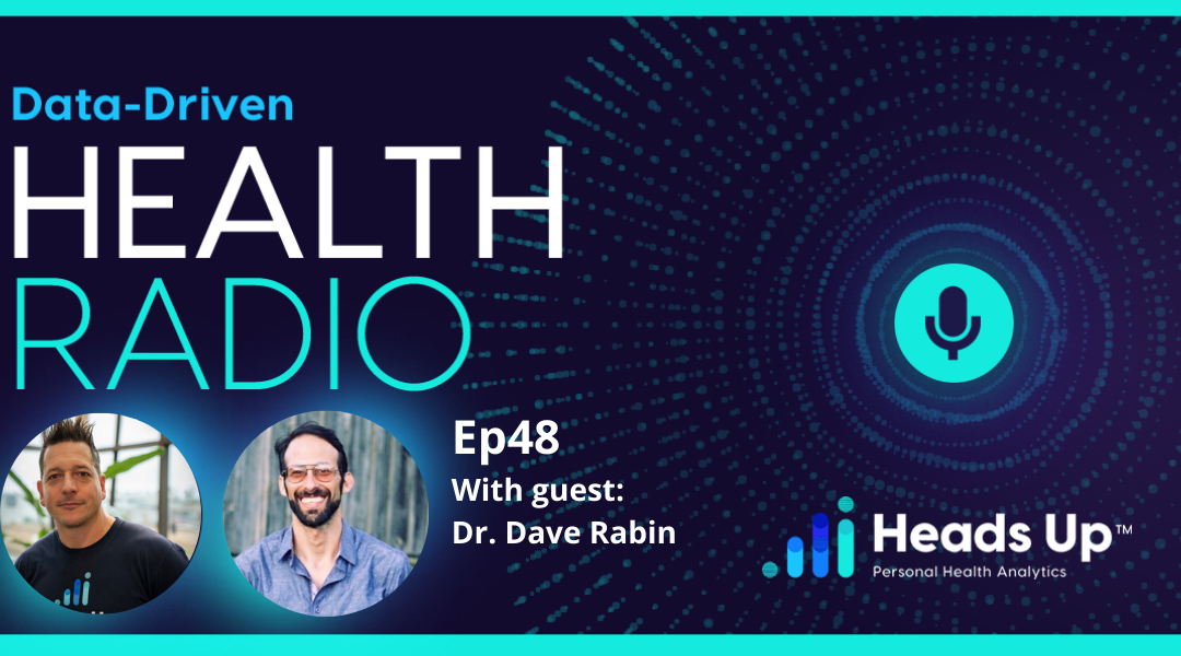Improving HRV, the Stress Response and PTSD with Apollo Neuro – Dr. Dave Rabin