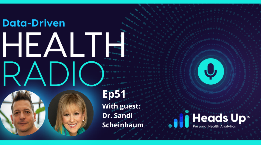 Ep 51 – Becoming a Certified Functional Medicine Health Coach with Dr. Sandi Scheinbaum of Functional Medicine Coaching Academy