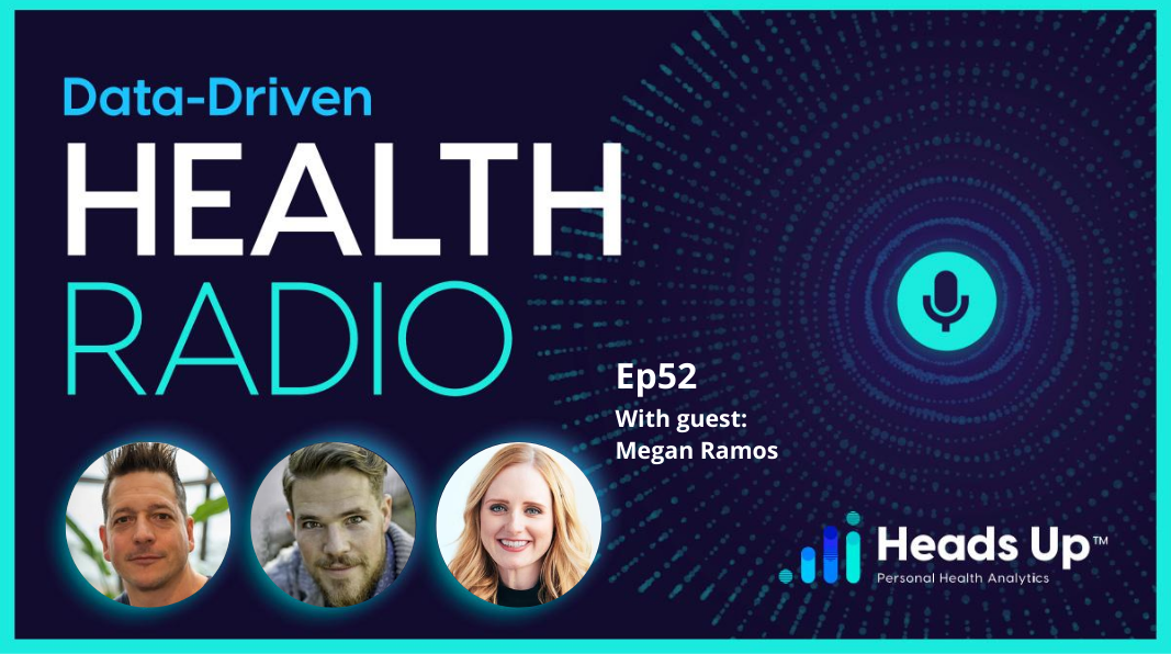 Ep. 52 – How Megan Ramos of The Fasting Method is Using Intermittent Fasting and Heads Up's Remote Monitoring Technology to Help Patients Worldwide Reach Their Health Goals