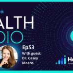 Dr Casey Means Levels Health CGM podcast banner