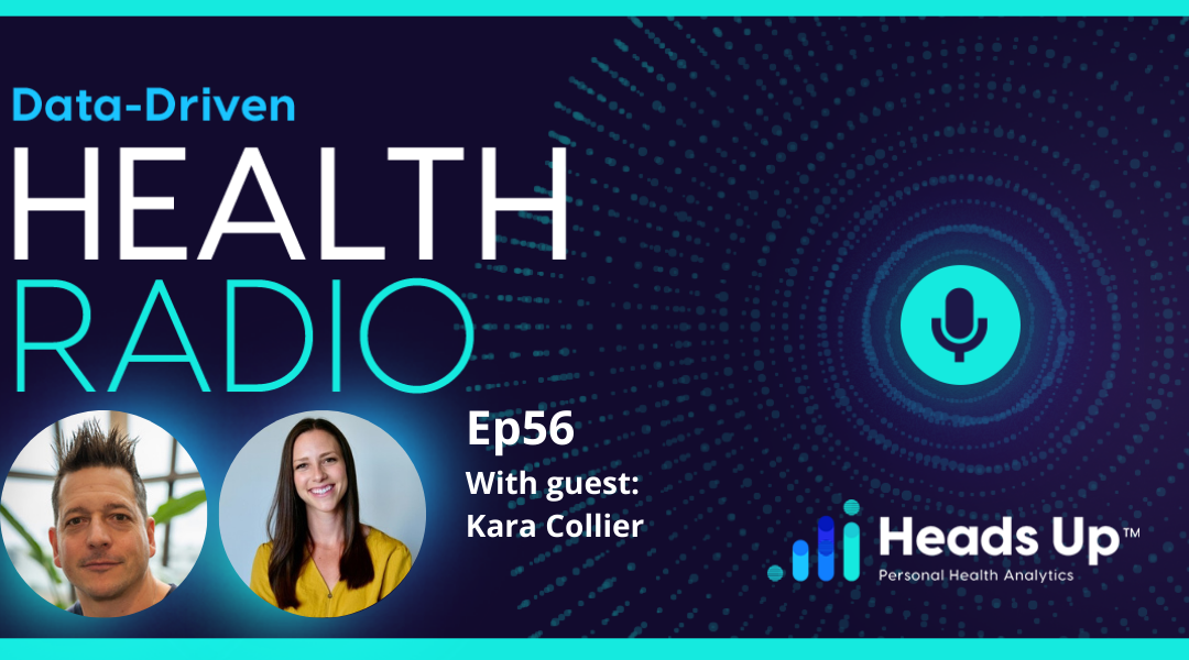 Ep. 56 – How Continuous Glucose Monitoring Can Lead to Health-Conscious Behavioral Change