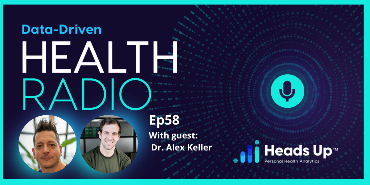 Fullscript's Dr. Alex Keller and Heads Up Founder Dave Korsunsky discuss how to deliver an entertaining and informative patient healthcare experience on Data-Driven Health Radio.