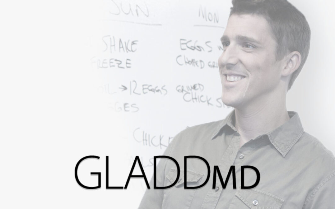 GladdMD Provides Remote Ketogenic Coaching with Heads Up and Keto-Mojo